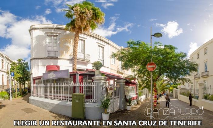 Comer en Tenerife por una excelente relación calidad precio